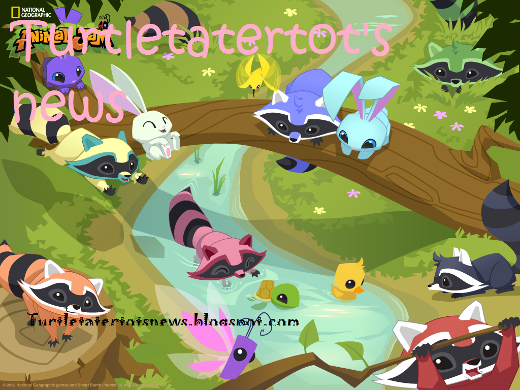 turtletatertots animal jam news