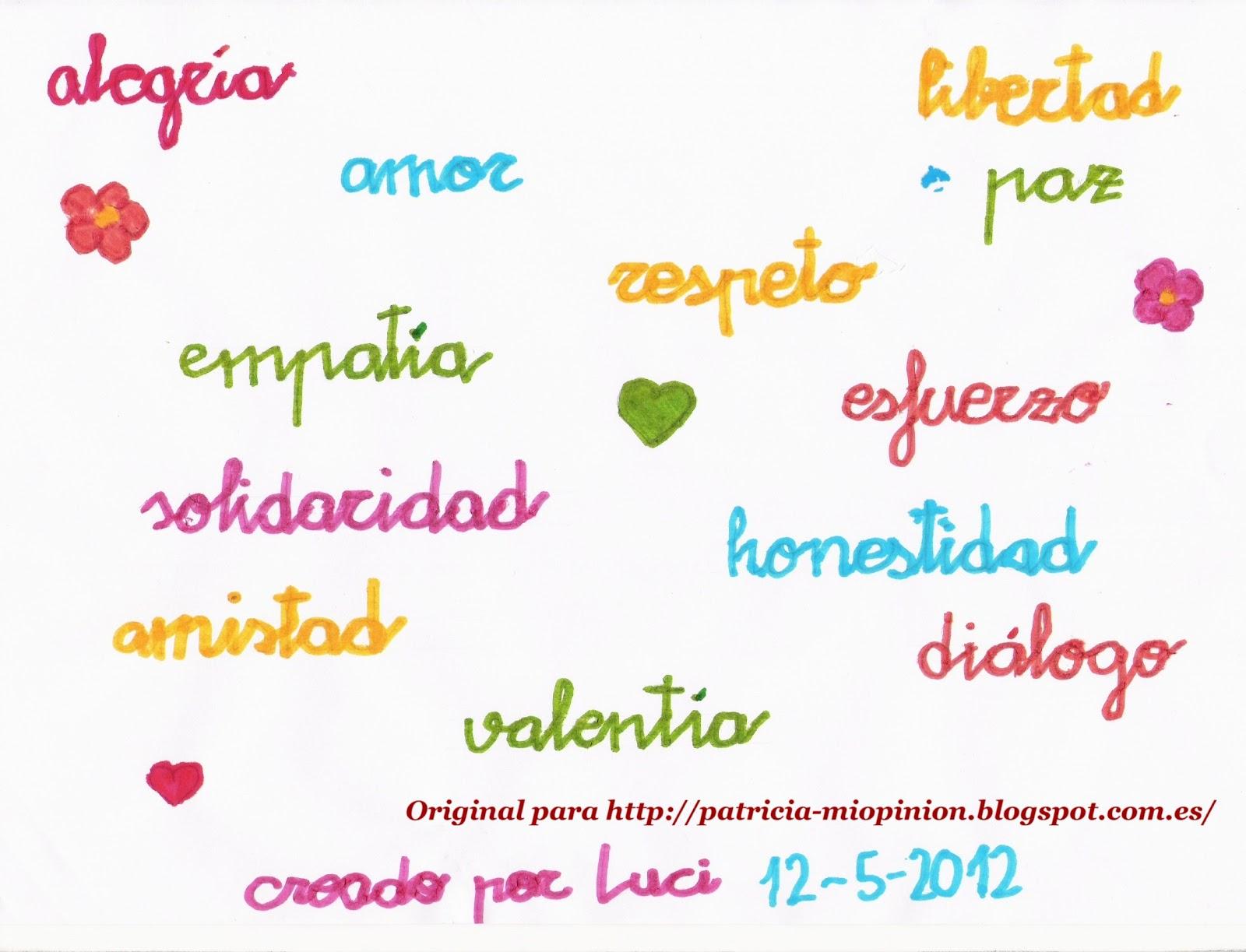 Como Madre y Pedagoga.: 2012