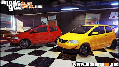 V - Volkswagen Fox para GTA V PC