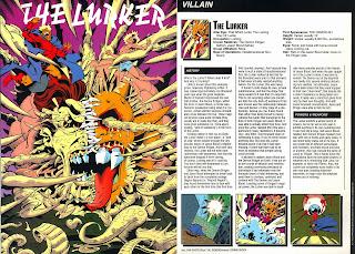Acechador Lurker DC Comics