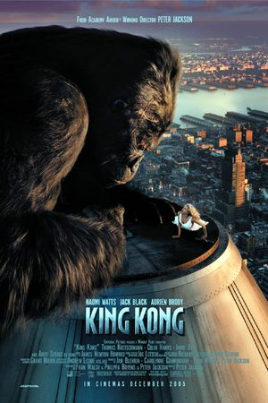 Poster King Kong 2005