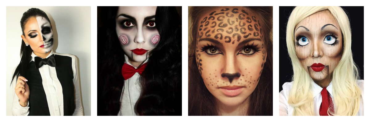 halloween, makeup, maquiagem,