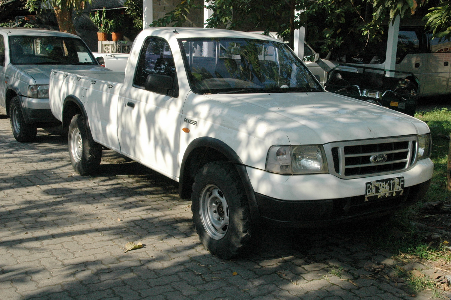 Automoda Ford Ranger 2004 Single Cabin 4x4 Pick Up