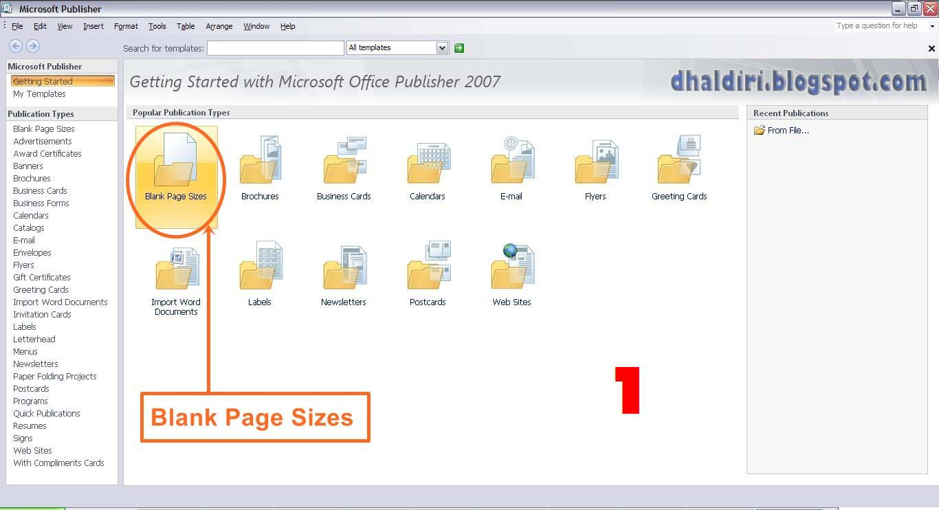 office publisher start programs microsoft office microsoft office
