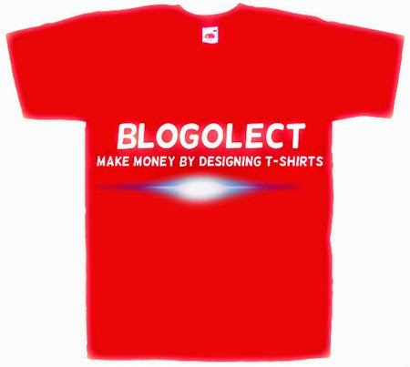 How to Make Money by Designing  T-Shirts