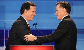 Iowa Romney Santorum