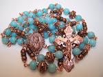 No. 138.  Rosary Of The Sacred Heart Of Mary