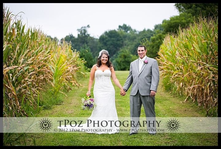 Duke Farm Wedding Photos