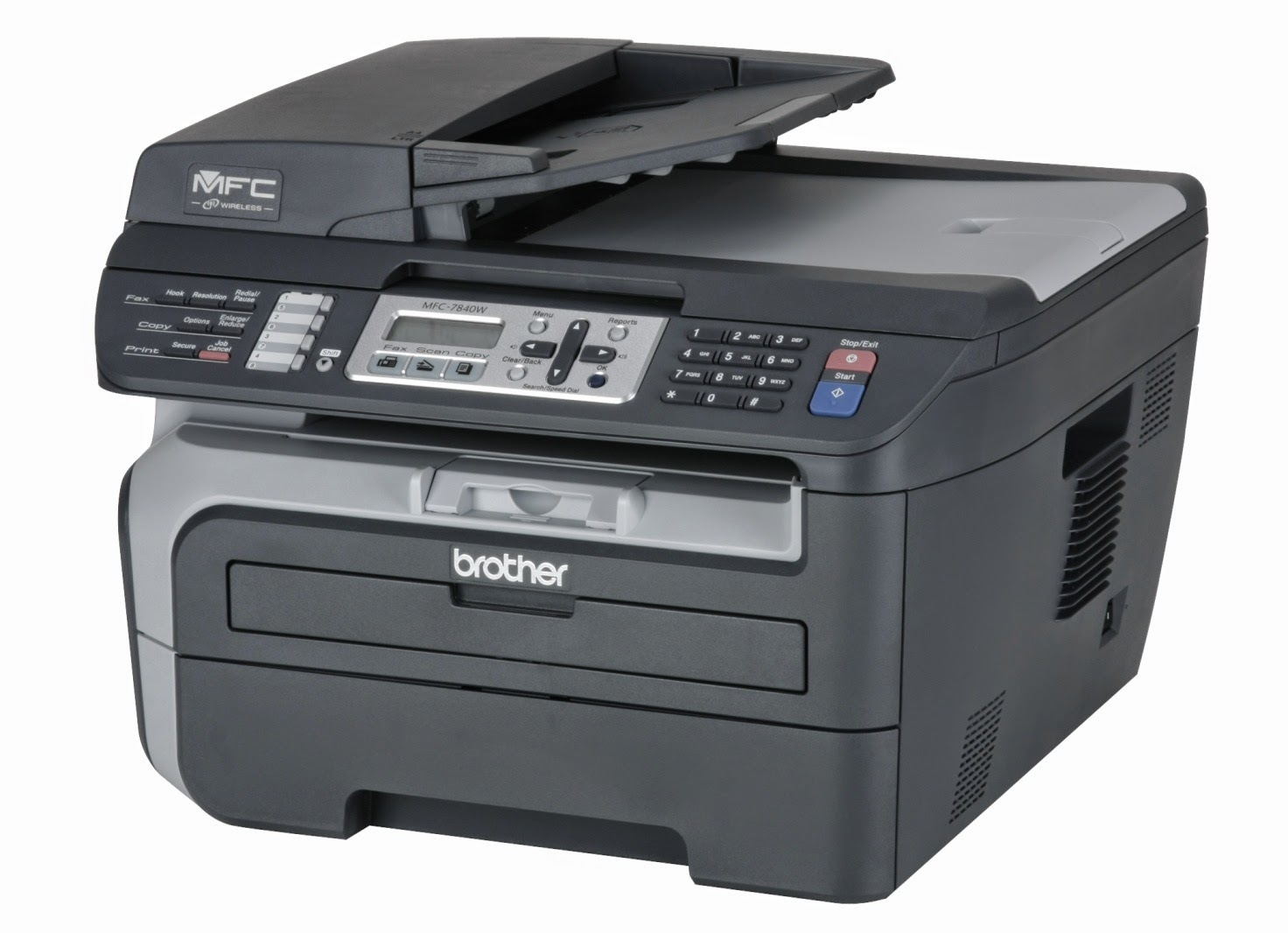Printer Brother MFC-7840W