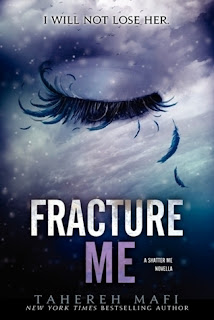 Fracture Me book cover