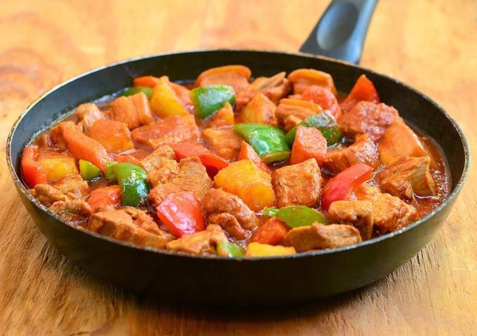 Pork Recipe Pork Recipe At Panlasang Pinoy