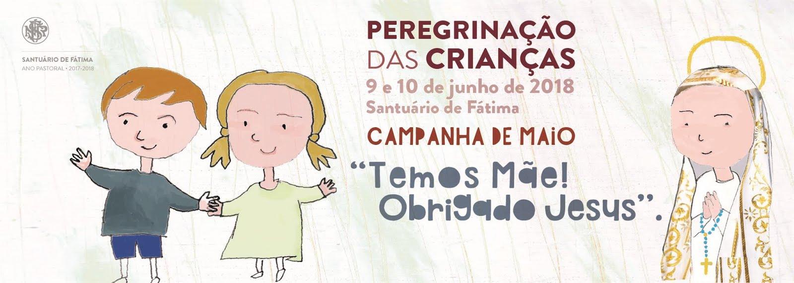 Peregrinação Nacional das Crianças a Fátima