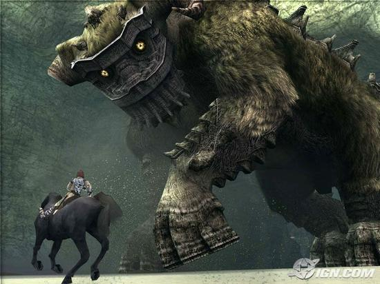 ICO, Shadow of the colossus, Last Guardian, games, videogames, gaming, article, Future Pixel, PS3, PS2, Sony