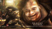Heavenly Sword Video Game Wallpaper 20