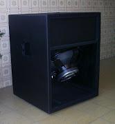 projeto e passo a passo de montagem de caixa acústica sub T18
