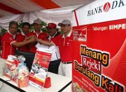 lowongan kerja Bank DKI 2012