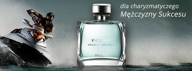 Eclat Homme Sport od Oriflame