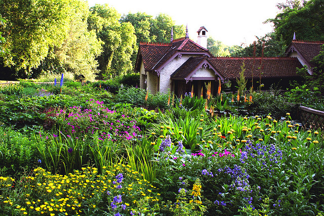 A Joyful Cottage Cottage Gardens Perfect for a Stroll