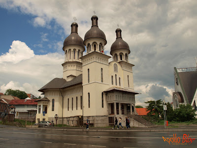 Biserica din Reghin