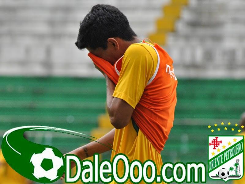 Oriente Petrolero - Alan Mercado - DaleOoo.com sitio del Club Oriente Petrolero