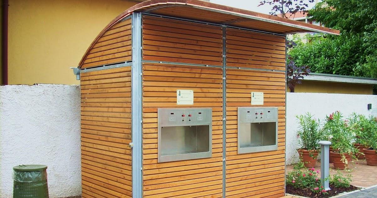 Padernoforum casa dell 39 acqua un impianto da difendere e - Casa di cura paderno dugnano ...