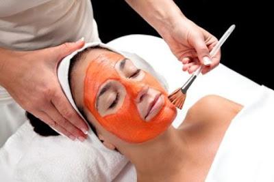 Cara membuat masker tomat untuk wajah