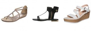 Sandal wanita model trendy desain masa kini