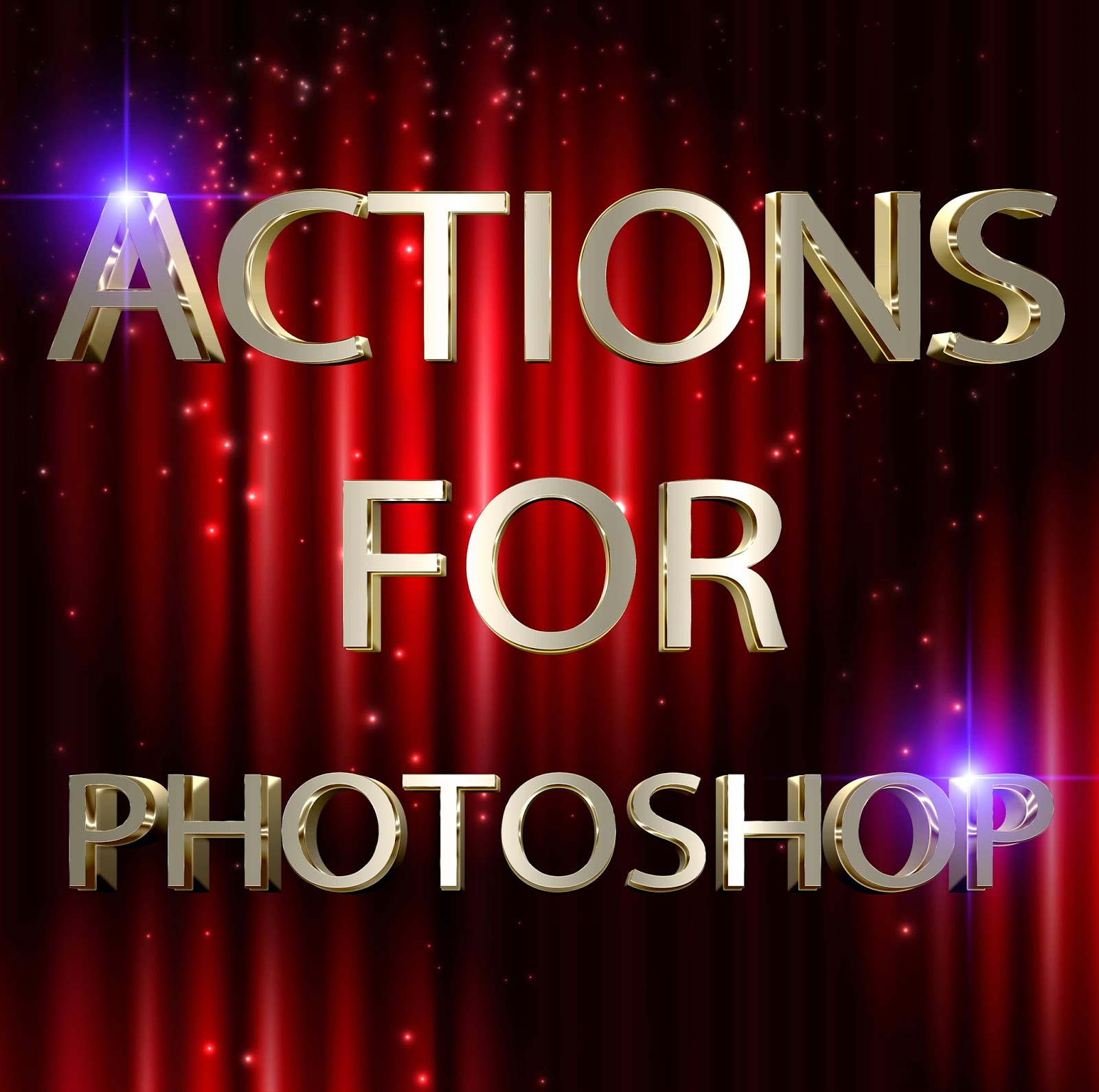 Actions for Photoshop Largest Collection
