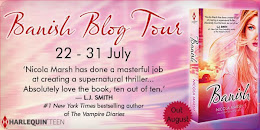 Banish Blog Tour