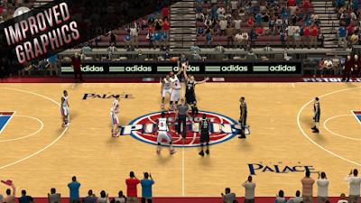 NBA 2K16 APK MOD