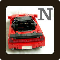N is for Naughty: 1991 Acura NSX