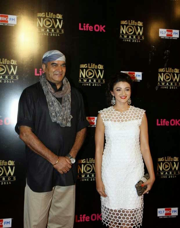 Celebs At Life Ok Now Awards 2014