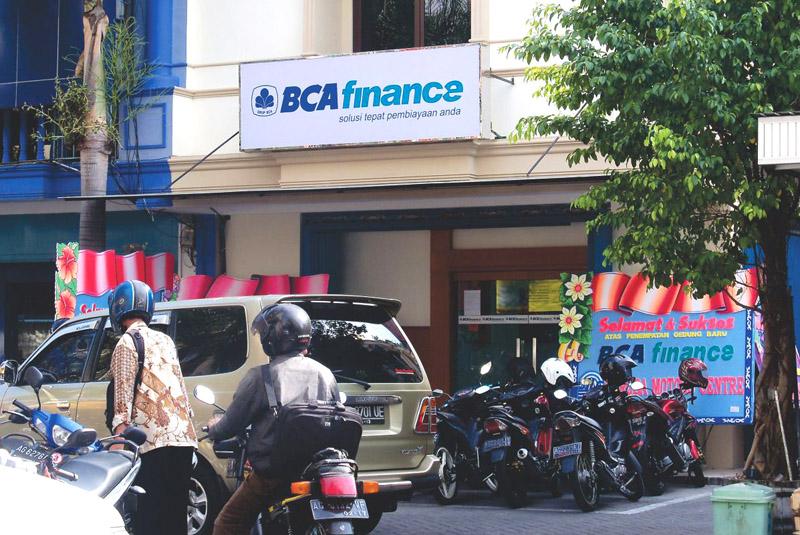 NEONBOX STAINLESS BCA FINANCE