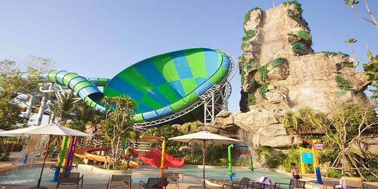 Water Park terbaik di Thailand  MrJocko