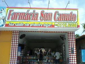 FARMÁCIA SOM CANUTO