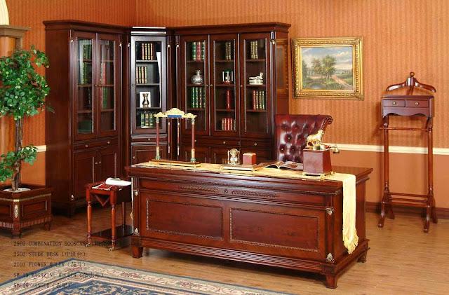 Meja Kantor Elegan