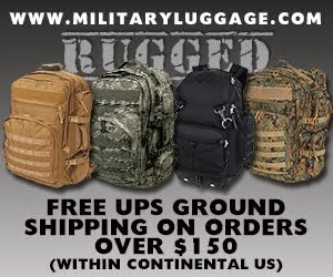Military Luggage Discount