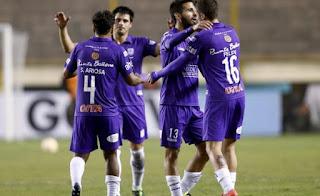 Defensor Sporting enfrenta al Lanús, Copa Sudamericana 2015