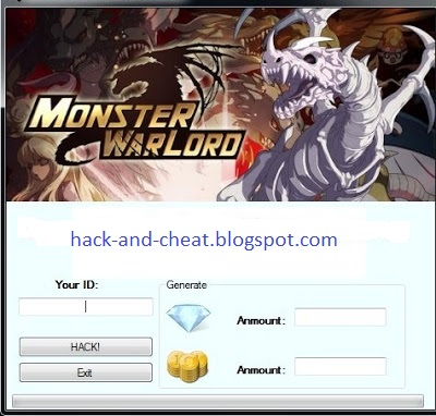 free download monster warlord mod apk