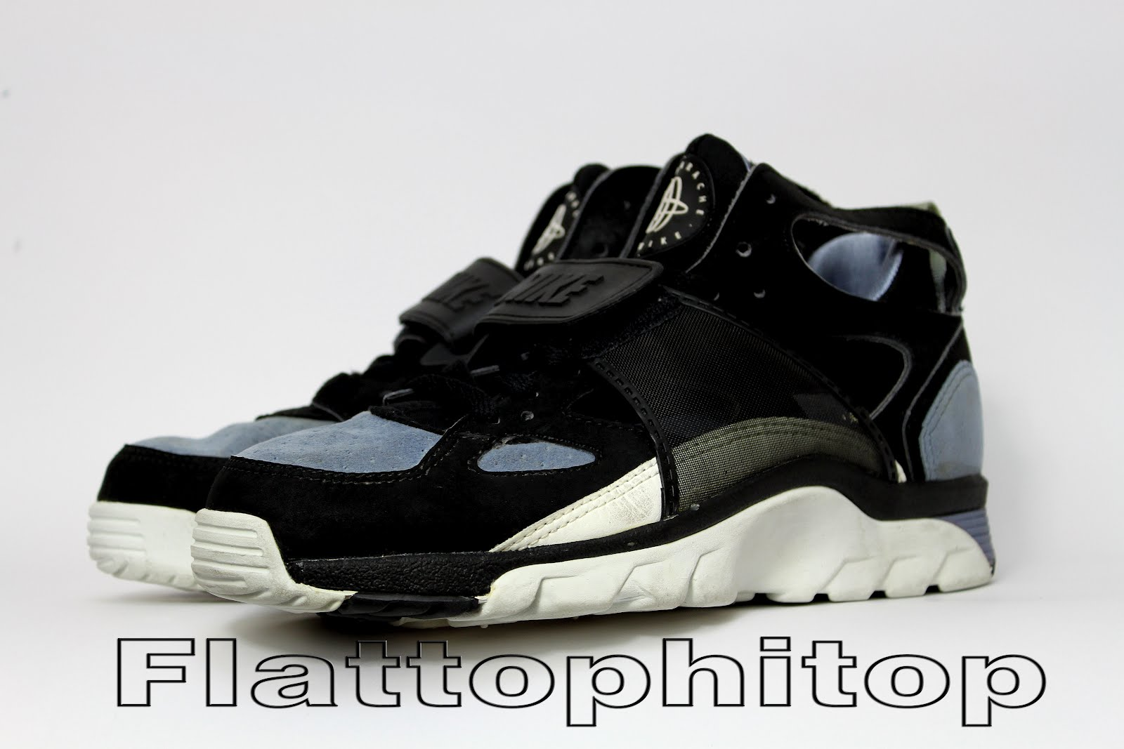 flattophitop nike air trainer huarache 1992. Black Bedroom Furniture Sets. Home Design Ideas