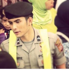 Biodata Bripda Saiful Bahri | Polisi Ganteng Bripda Saiful Bahri