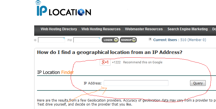 How to Find the Location of Email Senders
