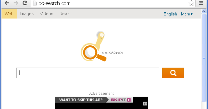 how to remove bing search bar from ie