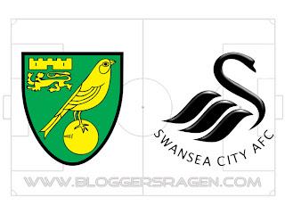 Prediksi Pertandingan Swansea City vs Norwich City