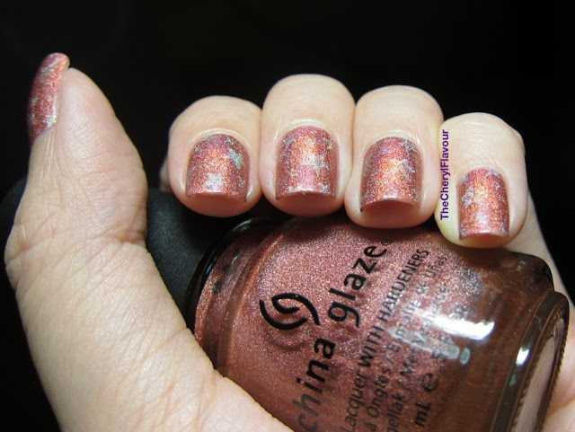 China Glaze Digital Dawn