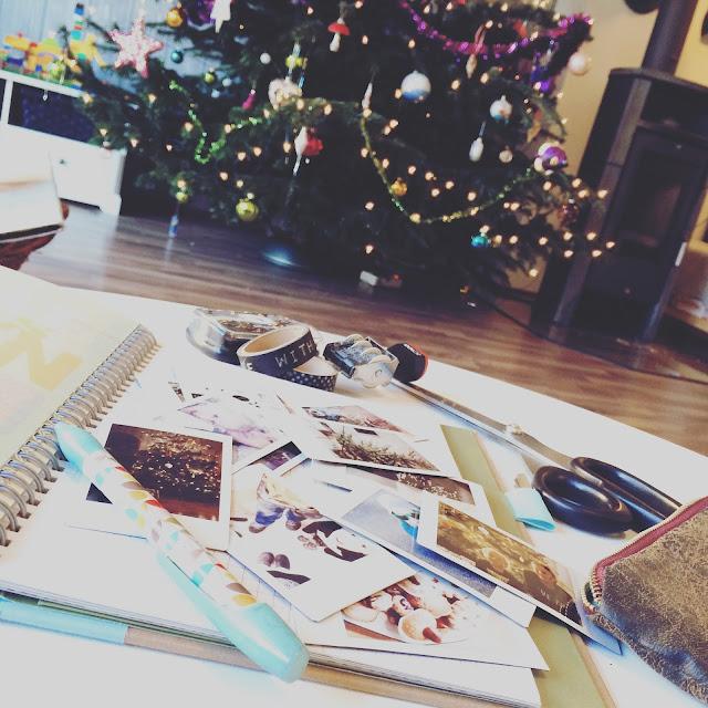 sieben Sachen Sonntag, grinsestern, weihnachten, Weihnachtsbaum