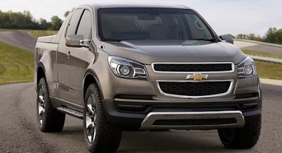 Fotos da nova Chevrolet S10 - 2012