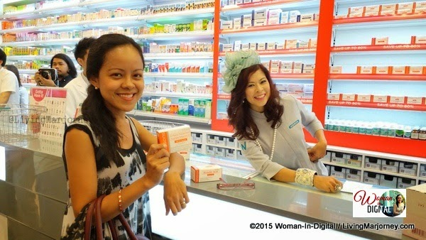 Switch and Save: Shopping with Tessa Prieto at Watsons