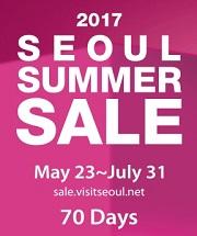 Seoul Summer Sale 2017