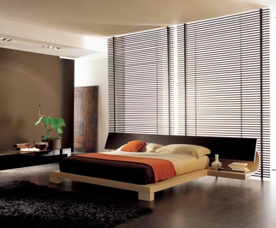 Dise o del dormitorio principal o matrimonial decorar tu for Diseno de habitacion principal
